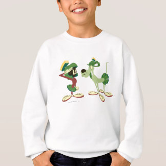 MARVIN THE MARTIAN™ and K-9 2 Sweatshirt