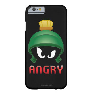 MARVIN THE MARTIAN™ Angry Emoji Barely There iPhone 6 Case