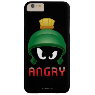 MARVIN THE MARTIAN™ Angry Emoji Barely There iPhone 6 Plus Case