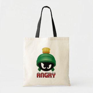 MARVIN THE MARTIAN™ Angry Emoji Tote Bag