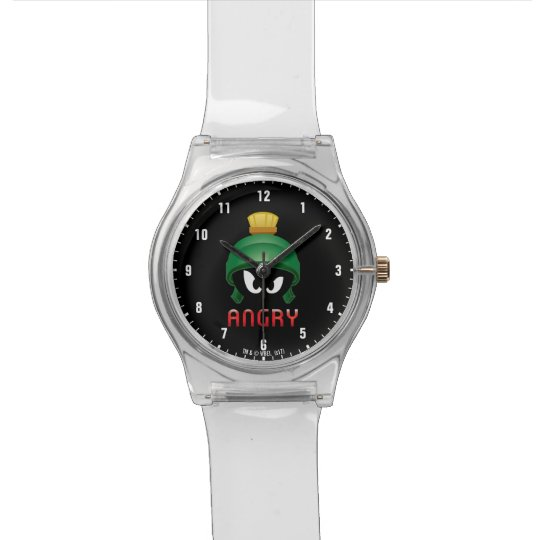 MARVIN THE MARTIAN™ Angry Emoji Watch