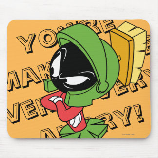 MARVIN THE MARTIAN™ Annoyed Mouse Pad