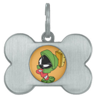 MARVIN THE MARTIAN™ Annoyed Pet Name Tag