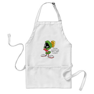 MARVIN THE MARTIAN™ Annoyed Standard Apron