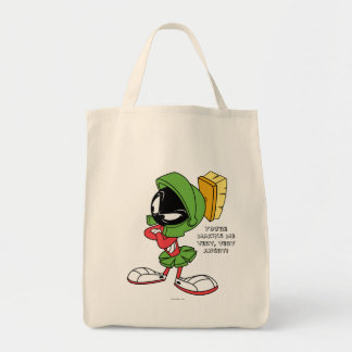 MARVIN THE MARTIAN™ Annoyed Tote Bag