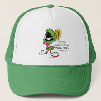 MARVIN THE MARTIAN™ Annoyed Trucker Hat