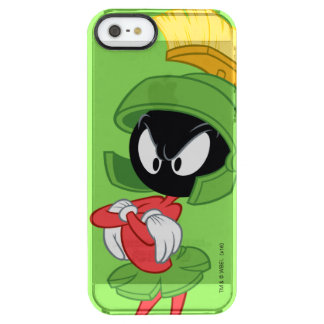 MARVIN THE MARTIAN™ | Arms Crossed Clear iPhone SE/5/5s Case