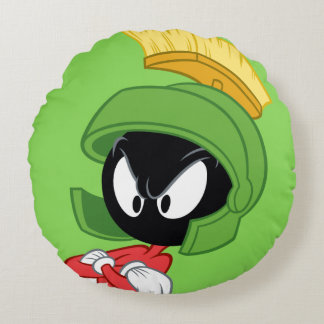 MARVIN THE MARTIAN™ | Arms Crossed Round Cushion
