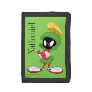MARVIN THE MARTIAN™ | Arms Crossed Trifold Wallet