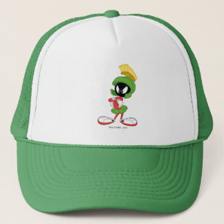 MARVIN THE MARTIAN™ | Arms Crossed Trucker Hat