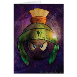 MARVIN THE MARTIAN™ Battle Hardened Card