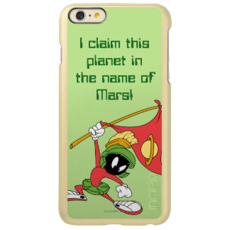 MARVIN THE MARTIAN™ Claiming Planet