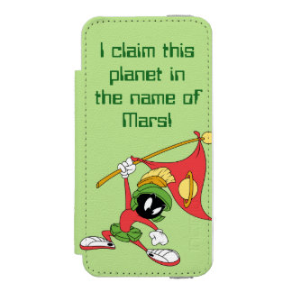 MARVIN THE MARTIAN™ Claiming Planet Incipio Watson™ iPhone 5 Wallet Case