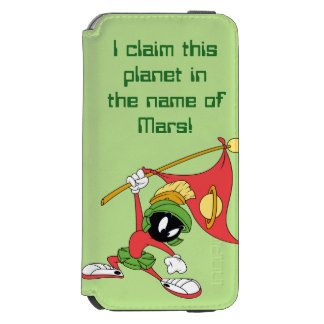 MARVIN THE MARTIAN™ Claiming Planet Incipio Watson™ iPhone 6 Wallet Case