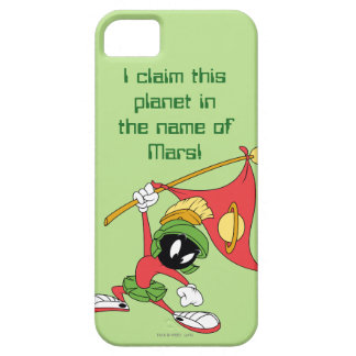 MARVIN THE MARTIAN™ Claiming Planet iPhone 5 Covers