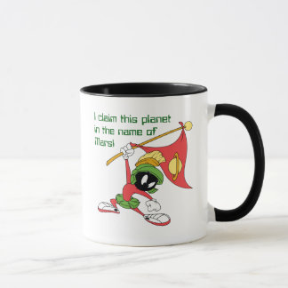 MARVIN THE MARTIAN™ Claiming Planet Mug