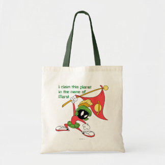 MARVIN THE MARTIAN™ Claiming Planet Tote Bag