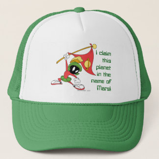 MARVIN THE MARTIAN™ Claiming Planet Trucker Hat