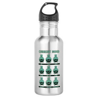 MARVIN THE MARTIAN™ Current Mood Chart 532 Ml Water Bottle