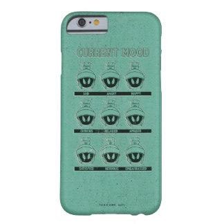 MARVIN THE MARTIAN™ Current Mood Chart Barely There iPhone 6 Case