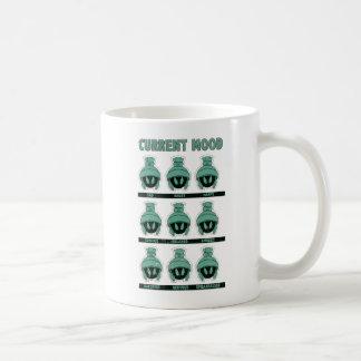 MARVIN THE MARTIAN™ Current Mood Chart Coffee Mug