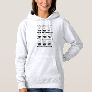 MARVIN THE MARTIAN™ Current Mood Chart Hoodie