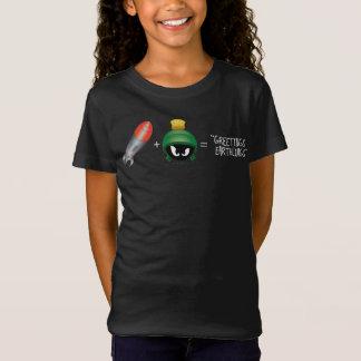 MARVIN THE MARTIAN™ Emoji Equation T-Shirt