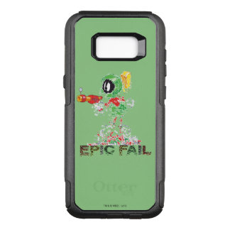 MARVIN THE MARTIAN™ Epic Fail OtterBox Commuter Samsung Galaxy S8+ Case