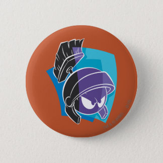 MARVIN THE MARTIAN™ Expressive 14 6 Cm Round Badge