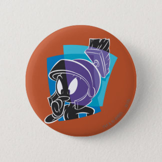 MARVIN THE MARTIAN™ Expressive 20 6 Cm Round Badge