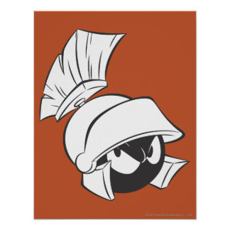 MARVIN THE MARTIAN™ Expressive 22 Poster