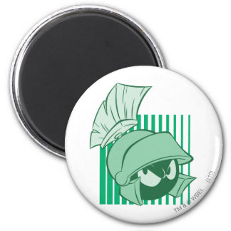 MARVIN THE MARTIAN™ Expressive 23 6 Cm Round Magnet