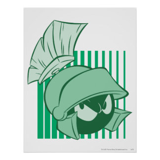 Marvin the Martian Expressive 23 Print
