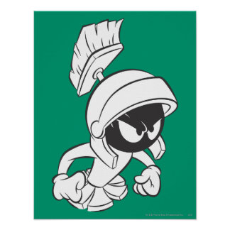 MARVIN THE MARTIAN™ Expressive 2 Poster