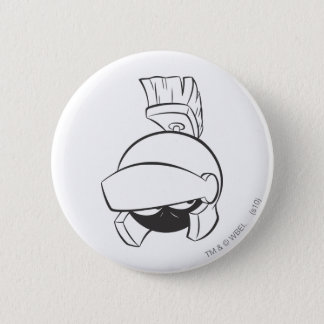 MARVIN THE MARTIAN™ Expressive 4 6 Cm Round Badge