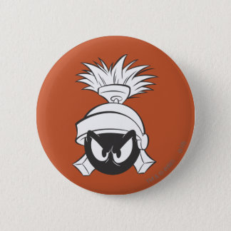 MARVIN THE MARTIAN™ Expressive 5 6 Cm Round Badge