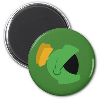 MARVIN THE MARTIAN™ Identity 6 Cm Round Magnet