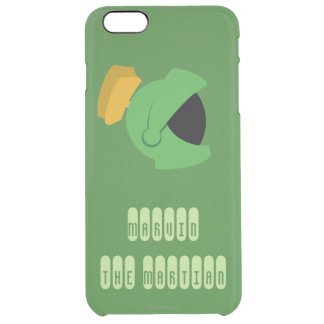 MARVIN THE MARTIAN™ Identity Clear iPhone 6 Plus Case