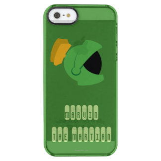 MARVIN THE MARTIAN™ Identity Clear iPhone SE/5/5s Case