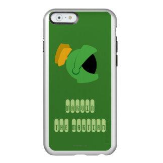 MARVIN THE MARTIAN™ Identity Incipio Feather® Shine iPhone 6 Case