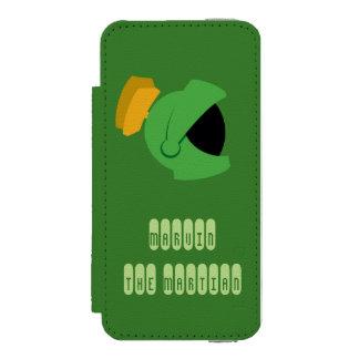 MARVIN THE MARTIAN™ Identity Incipio Watson™ iPhone 5 Wallet Case