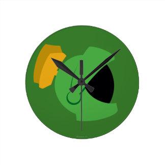 MARVIN THE MARTIAN™ Identity Round Clock