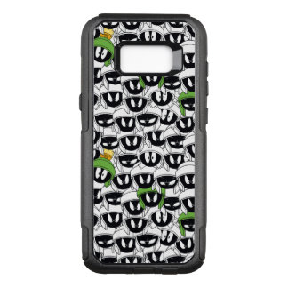 MARVIN THE MARTIAN™ Line Art Color Pop Pattern OtterBox Commuter Samsung Galaxy S8+ Case