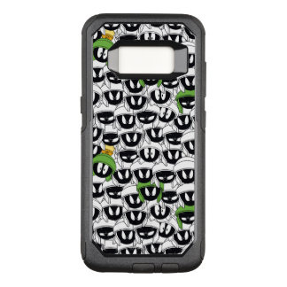 MARVIN THE MARTIAN™ Line Art Color Pop Pattern OtterBox Commuter Samsung Galaxy S8 Case