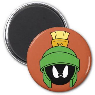 MARVIN THE MARTIAN™ Mad 6 Cm Round Magnet