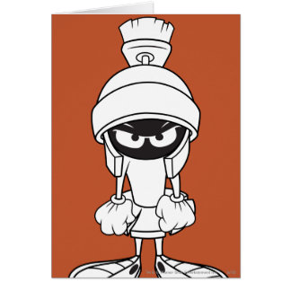 MARVIN THE MARTIAN™ Mad at You Card