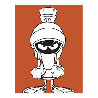 MARVIN THE MARTIAN™ Mad at You Postcard