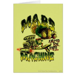 MARVIN THE MARTIAN™ Mars Machine Card
