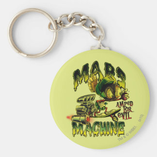 MARVIN THE MARTIAN™ Mars Machine Key Ring