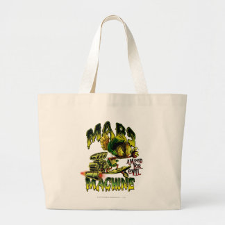 MARVIN THE MARTIAN™ Mars Machine Large Tote Bag